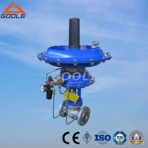 Pilot-Operated Automatic Pressure Regulating Valve (GAZZHP) pictures & photos