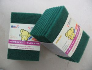 Best Selling High Standardsponge Scouring Pad pictures & photos