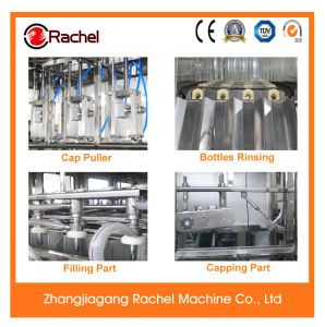 Automatic Barrel Water Production Line pictures & photos