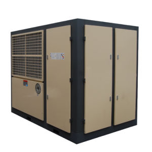 Direct Drive Screw Air Compressor 75kw/100HP pictures & photos