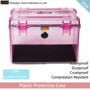 IP67 Outdoor Protective Storage Case Waterproof Clear Camera Case pictures & photos