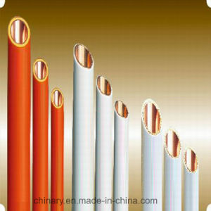 Plastic Coated Copper Tube for Cold and Hot Water, HVAC pictures & photos