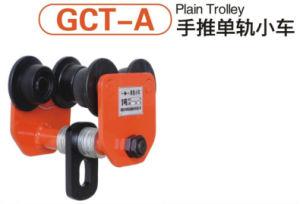 5 Ton Manual Lifting Plain Trolley