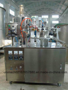 Semi-Automatic Tube Filler Sealer (FGF) pictures & photos