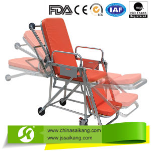 China Wholesale Luxury Emergency Resuscitation Trolley pictures & photos