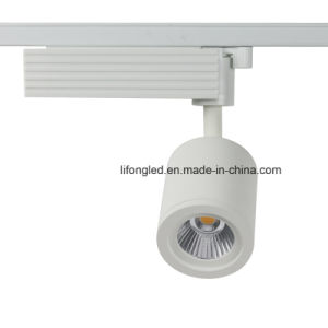 Shop Spotlight 15W Dimmable Adjustable LED Track Light for Clothes Store pictures & photos