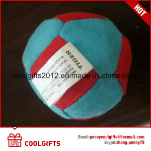 Custom Wholesale Manual Kick Soft Fabric Ball for Juggling and Promotion pictures & photos