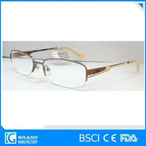 2016 Cheap High Quality Gentleman Wholesale Metal Reading Glasses pictures & photos