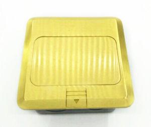 Manufacutre Us Standard Open Type Floor Socket pictures & photos