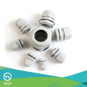 Utl Manufacture Waterproof IP68 Plastic Nylon Pg Thread Cable Gland pictures & photos