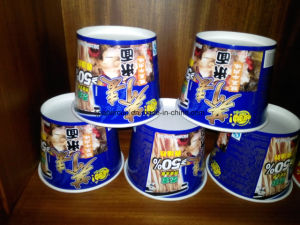 Disposable Paper Bowl for Instant Noodle pictures & photos