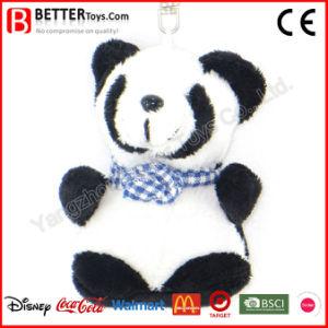 Cheap Stuffed Animal Keychain Plush Soft Panda Keyrings pictures & photos