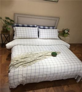 Factory Sale Discount Brush Cotton Hotel Luxury Bedding for Dorm pictures & photos