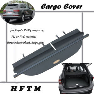 SUV Storage Cover Cargo Trunk Cover for Toyota RAV4 2013-2015 pictures & photos