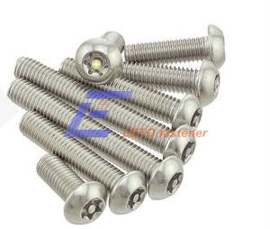 Hexalobular Socket Anti Theft Screw-Stainless Steel