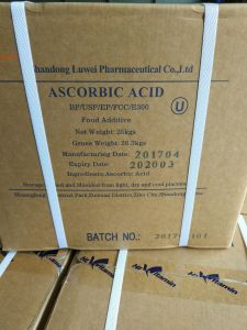 Ascorbic Acid Vc 99% Food Grade Luwei pictures & photos