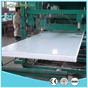 EPS Foam Cement Building Material Prefab House Sandwich Boards pictures & photos