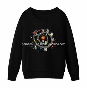 High Quality Cotton Women Clothes Fashion Casual Hoodie Shirt pictures & photos