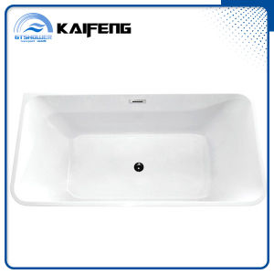 Upc Bathroom Acrylic Freestanding Bath Tub (KF-761B) pictures & photos