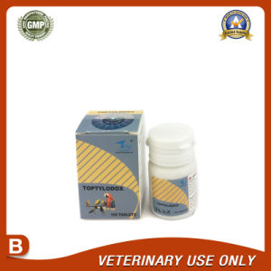 Veterinary Drugs of Tylosin Tartrate Bolus 100 tabs pictures & photos