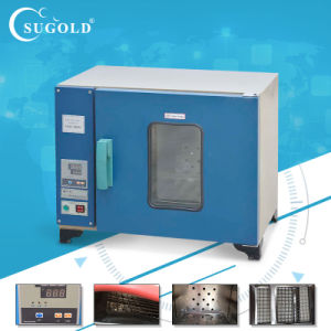 Sugold Dhg-BS-9070A Vertical Biological Dedicated Vacuum Drying Chamber Digita Stainless Steel pictures & photos