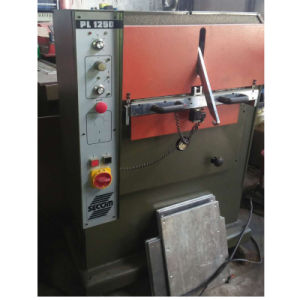 Reconditioned SECOM Leather Embossing Logo Engraving Hot Foil Stamping Machine pictures & photos