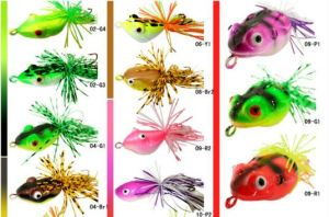 Fishing Frog Topwater Baits Artificial Fishing Bait Frog pictures & photos