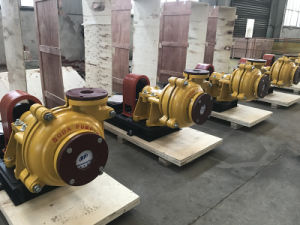 Pipe Jacking Shield Slurry Pump pictures & photos