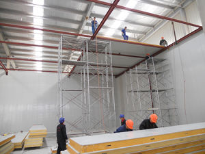 Compressor Rack for Low Temperature Cold Storage pictures & photos