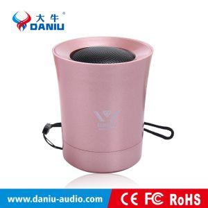 Terrific Value Mini Speaker Bluetooth with FM Radio Wsa-8612, Famous Daniu Brand Mini Speaker Multimedia Speaker with Bluetooth