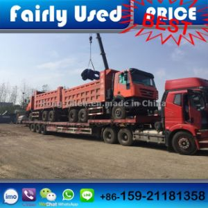 Loading Used 2015 Model 6X4 Iveco Kingkan Dump Truck