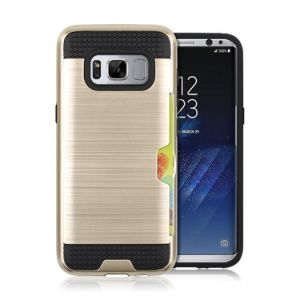 PC +TPU Rugged Hybrid Armour Protective Case for Samsung Galaxy S8 Plus pictures & photos