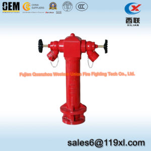 BS Oblique Fire Hydrant Landing Valve Certified to BS 5041 pictures & photos