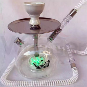 New Type Acrylic Hookahs with Pipe pictures & photos