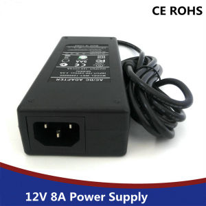 LED Switching Power Supply 12V 8A pictures & photos