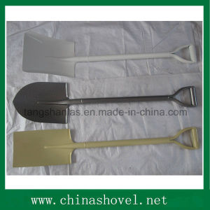 Shovel Welded Steel Handle Shovel Spade pictures & photos