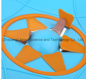 Silicone Spill Stopper Silicone Pot Lid Cover FDA LFGB Approved SL15 pictures & photos