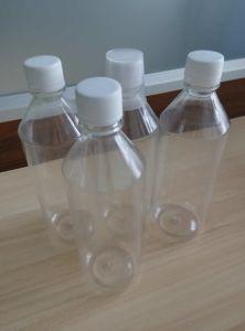 500ml Pet Plastic Bottle for Beverage or Soy Sauce Bottle pictures & photos