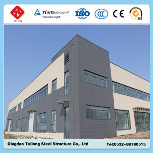 The Low Cost Steel Frame Structure Builidng pictures & photos