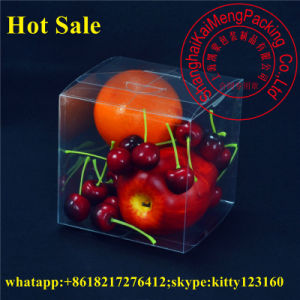 Food Grade Pet Clear Plastic Storage Box Wholesale