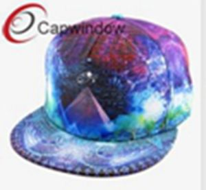 Starry Sky Printed Fashion Dreamy Shining Leisure Baseball Cap/Snapback Hat pictures & photos
