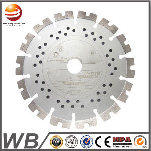 Diamond Saw Blades for Marble Granite Concrete Cutting pictures & photos