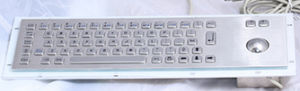 Metal Numeric Keyboard with USB Interface