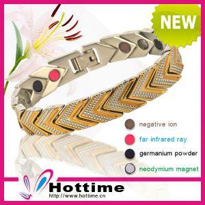 Bio Magnetic Titanium Bracelet pictures & photos
