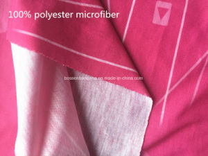 Factory OEM Produce Custom Design Printing Microfiber Seamless Style Kids Pink Magic Scarf pictures & photos
