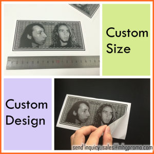 Custom Waterproof Paper Sticker Paypal Payment pictures & photos