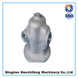 ISO Certificated Fully Comprehensive Aluminium Sand Casting Parts pictures & photos