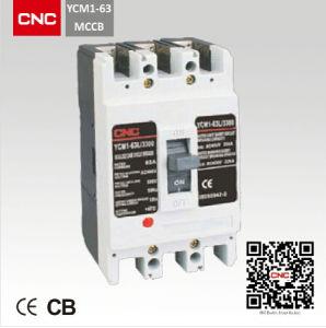 Moulded Case Circuit Breaker (CNC YCM1) pictures & photos