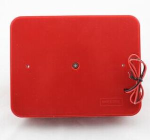 Security System Fire Alarm ABS Material 112dB Siren Ta-418 pictures & photos