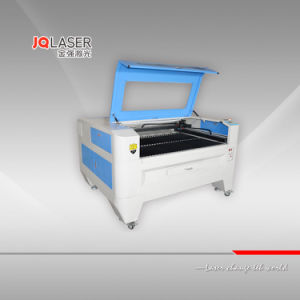 Textile Fabric Laser Cutting Machine 1300mmx 900mm pictures & photos